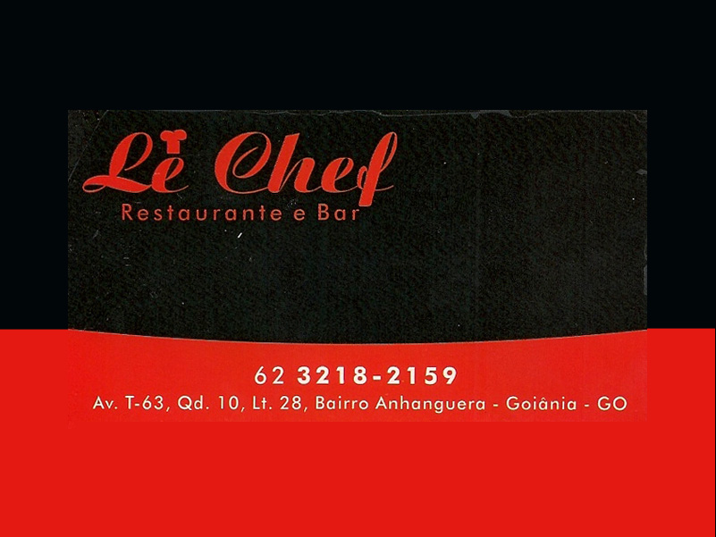 LÊ CHEF RESTAURANTE E BAR
