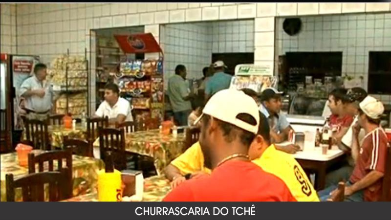 CHURRASCARIA E LANCHONETE DO TCHÊ
