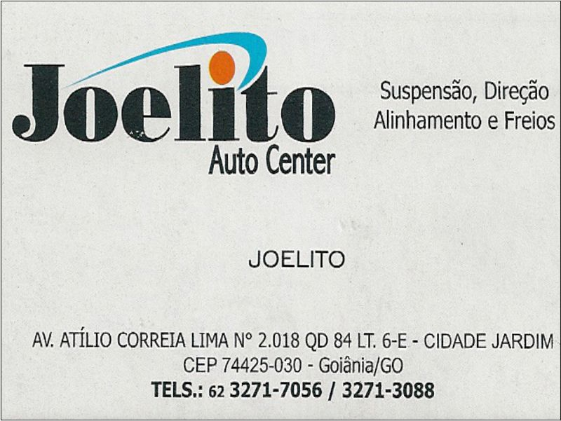JOELITO AUTO CENTER