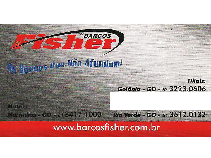 BARCOS FISHER