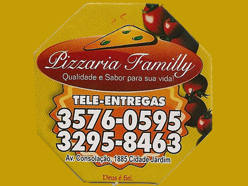 PIZZARIA FAMILLY