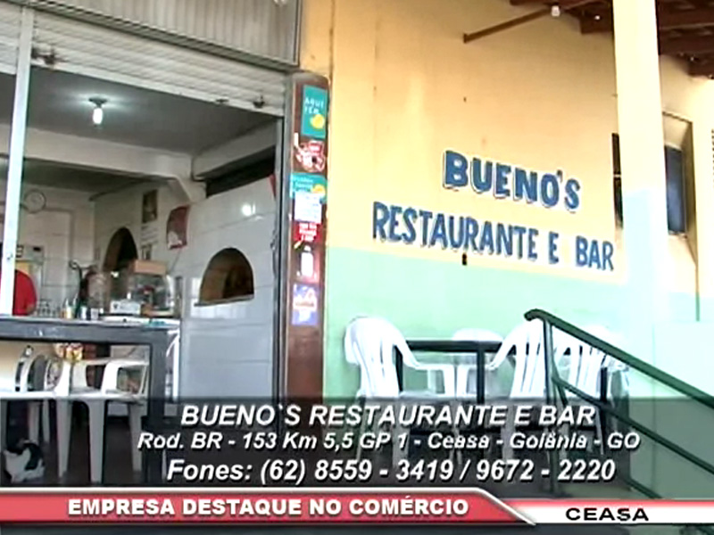 BUENO'S RESTAURANTE E BAR